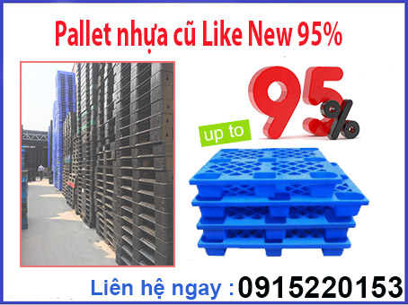 pallet-nhua-cu-like-new-95-